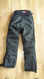 Ladies Motorcycle Trousers Waterproof Tuzo