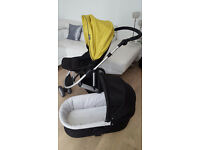 Mamas and Papas Zoom Pushchair Pram Travel System