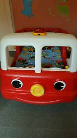 Fire Engine Bed Little Tikes