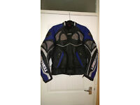motorbike leather jacket Lookwell