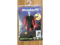 Halloween Scary Dracula Morphsuit