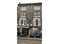 OFFICE SPACE TO LET. 1ST OR 3RD FLOOR. MALDON HIGH STREET.