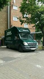 Man and Van / House Removals / Self-loading / Removals