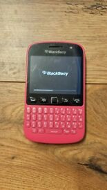BLACKBERRY 9720 - UNLOCKED TO ALL NETWORKS