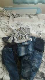 Boys Trousers 1.5 -2 years