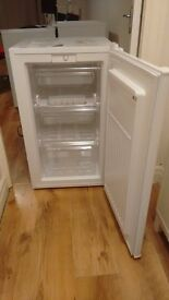 2 years old 50cm wide undercounter freezer - A+ energy rating