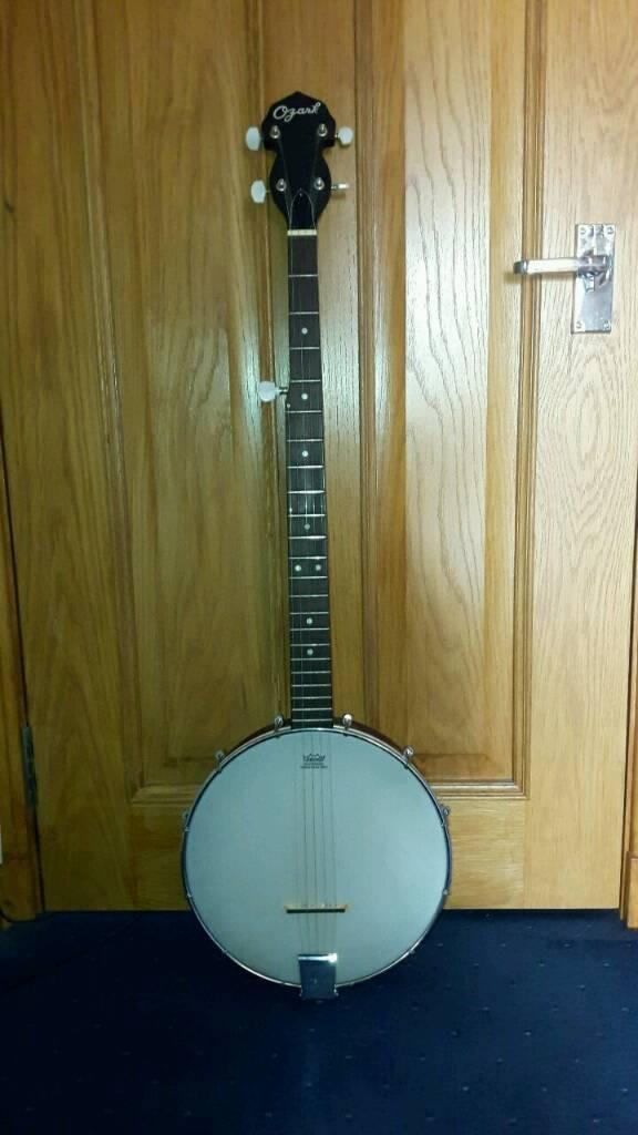 Ozark 5 String Banjo 2102G