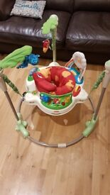 Fisher Price Rain Forest Jumparoo