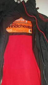 Mens Superdry windcheater
