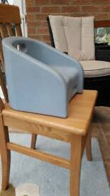 Booster seat chair