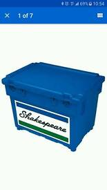 Shakespear fishing box
