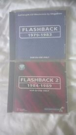 Rare Mastermix dj only flashback cds
