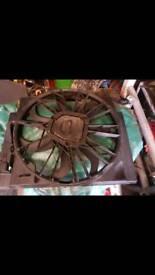 bmw 530d e60/e61 viscous fan