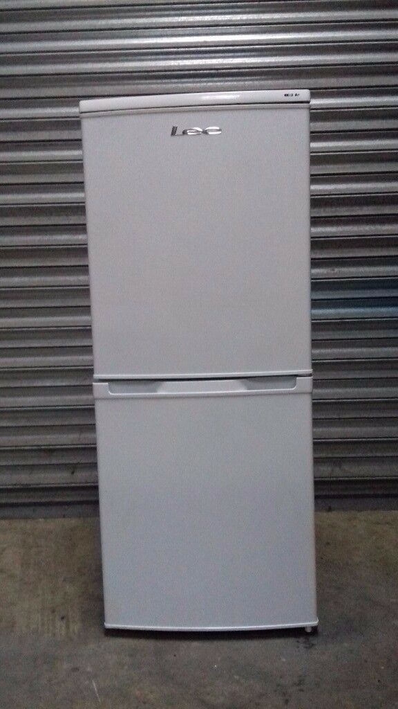 Lec A+ Fridge Freezer