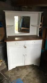 Antique / vintage dresser with mirror