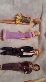Selection high school musical dolls