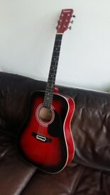 Falcon Acoustic Guitar