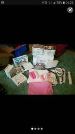 Wii console wiyh loads of extras bargain