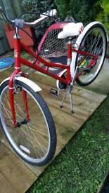 Victoria Pendleton girls bike