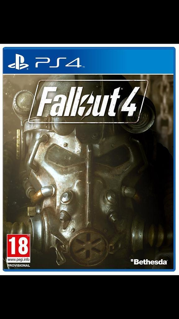Fallout 4 for PS4in Plymouth, DevonGumtree - Fallout 4 for PS4. Top game that will sap hours of your life before you know it. Loads of shooting and character development in this. All completed which is the reason for sale