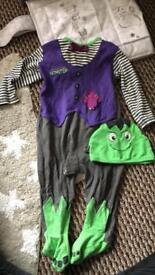 Little monster Halloween costume
