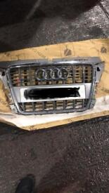 Audi S3/A3 facelift grill, 08-12 **GENUINE**