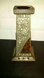 Art Deco Pillar or Candlestick