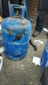 Empty Calor Gas bottle