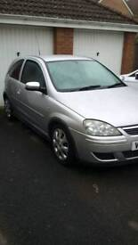 Vauxhall Corsa 1.2 for spares or repair