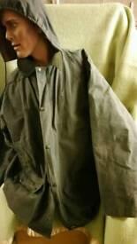 Dickies mens wax jacket XL