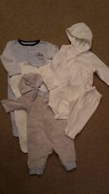 Mothercare New Baby bundle - to 10lbs