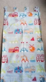 Childrens bedroom curtains and bedding for sale