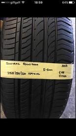 255/50/20 109W XL SUNITRAC FOCUS 9000