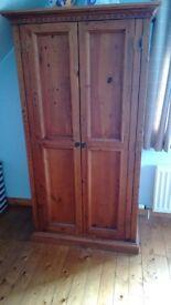 Wardrobe - Custom Hand Made Solid Reclaimed Wood