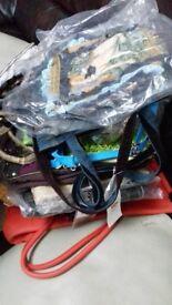 Joblot of 50 beach bags