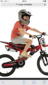 Child's Avigo Motobike