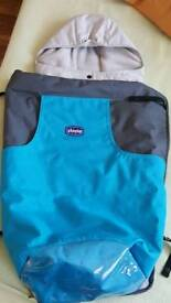 Footmuff for chicco