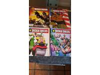18 x The complete Judge Dredd inc issue 1