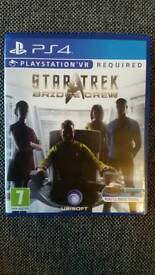 Star Trek Bridge Crew PS4