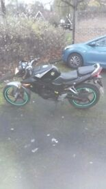 *LAST TIME ON HERE* SKY JET 125CC ROADBIKE SPARES OR REPAIR