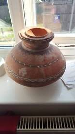 Pot ornament