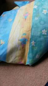 Cute nursery curtain suits boy /girl £10