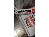 Silicone sealant grab adhesive fixing.BARGAIN.......