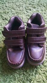 Brand new boy shoe