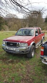 Ford ranger wildtrack and xlt