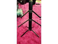 K&M SPIDER PRO keyboard stand + K&M carrying bag