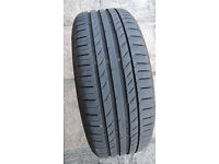 ContiSportContact5 tyre 205/50R17 93W XL for sale, good condition