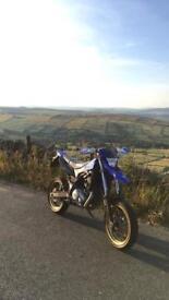 Yamaha wrx 125 2011