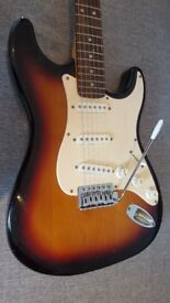 Legend Strat Style Electric Guitar for sale