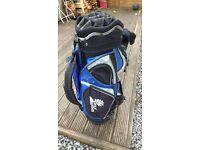 Palm springs golf bag